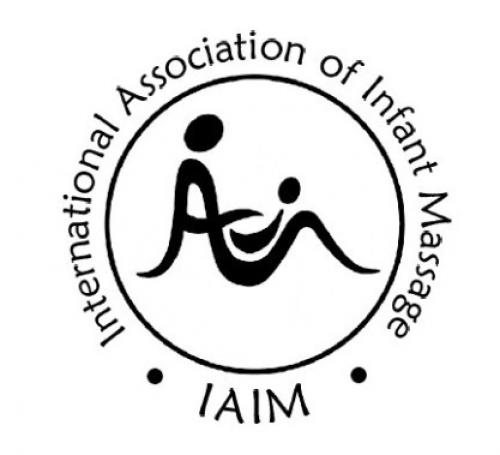Logo IAIM - Cours de massage bébé